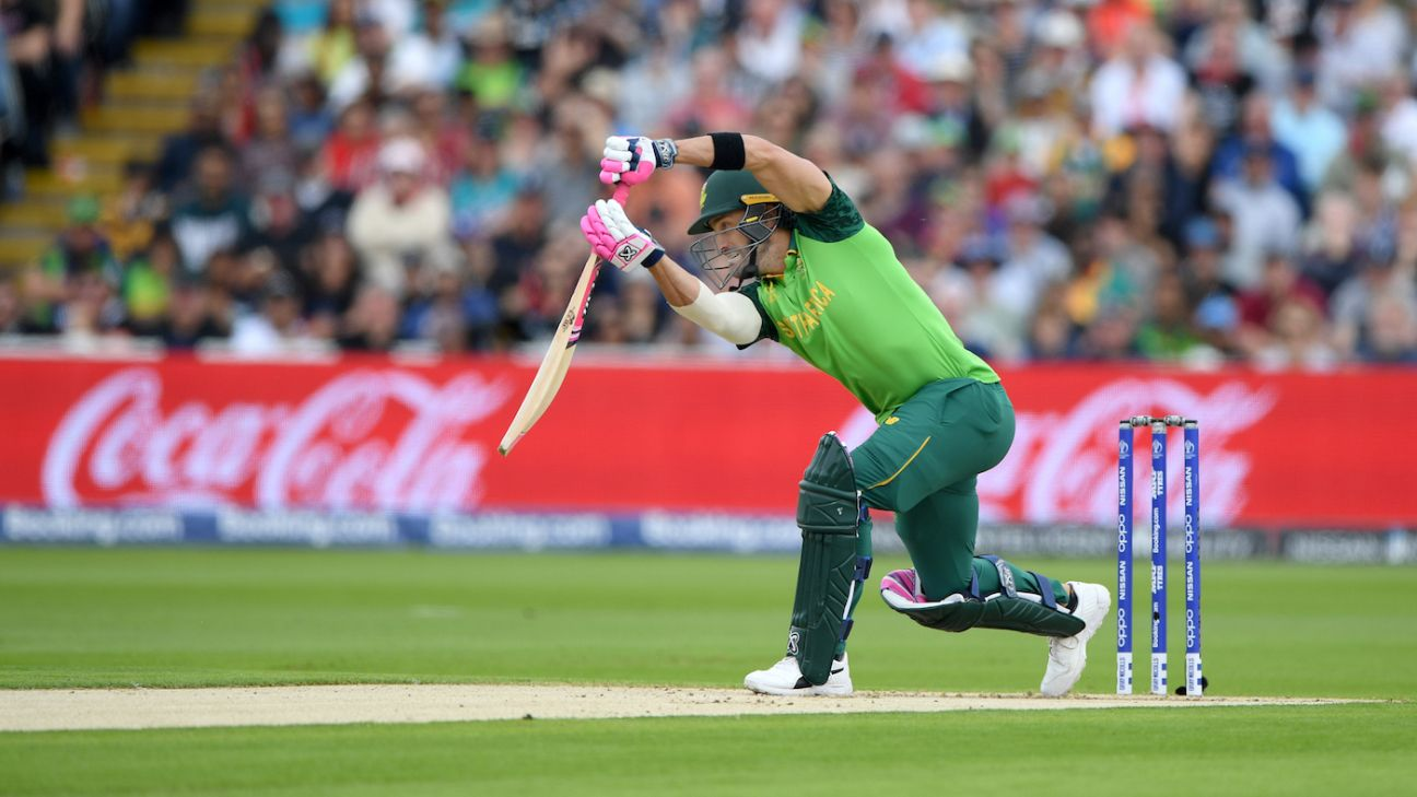 South Africa pick du Plessis for Australia T20s, Rabada returns