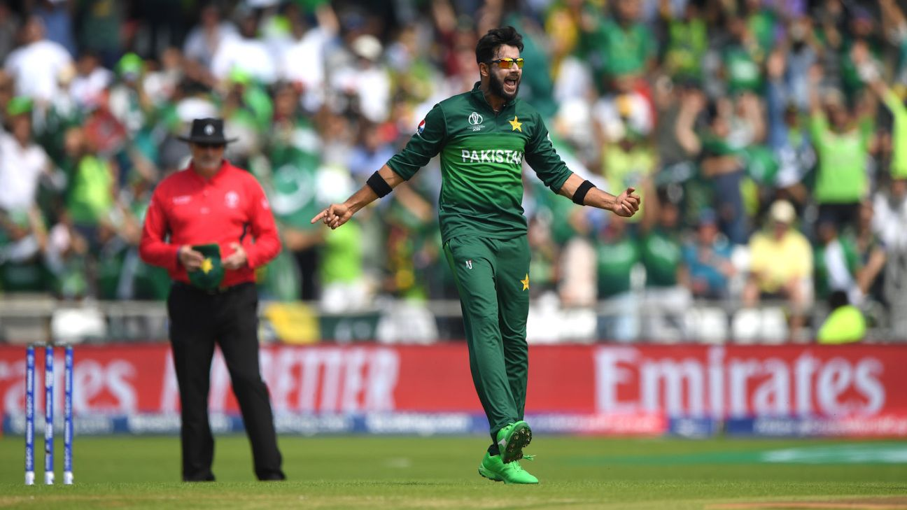 Imad Wasim joins Nottinghamshire for Vitality Blast stint