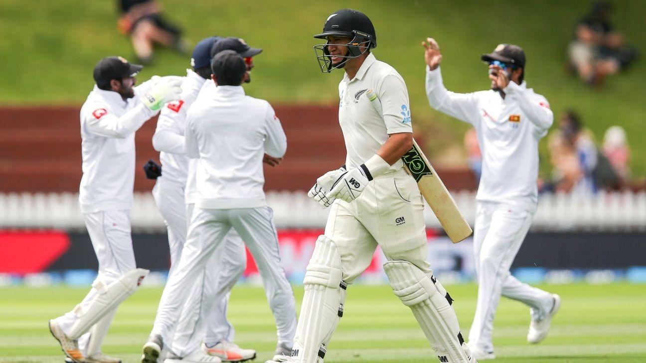 New Zealand to kick off their Test Championship in Sri Lanka