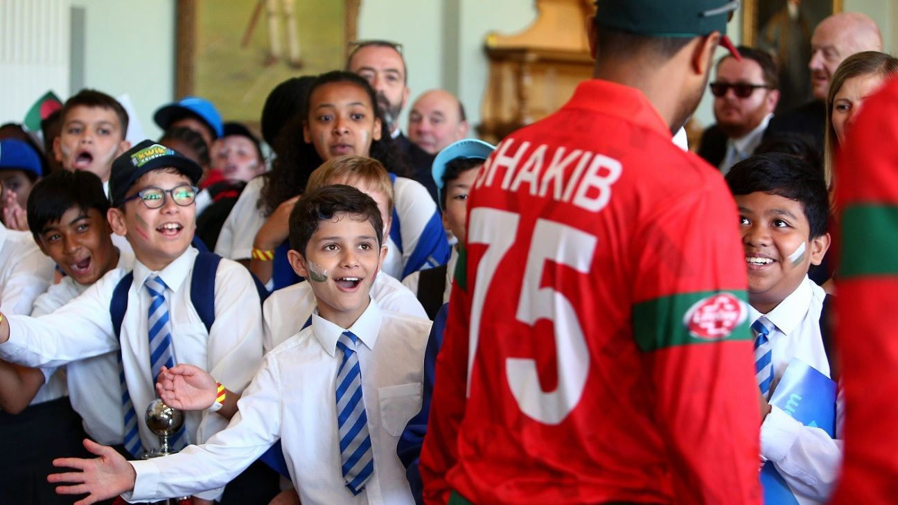 At Lord's, a sea of green, a celebration of cricket, and a lesson for the future