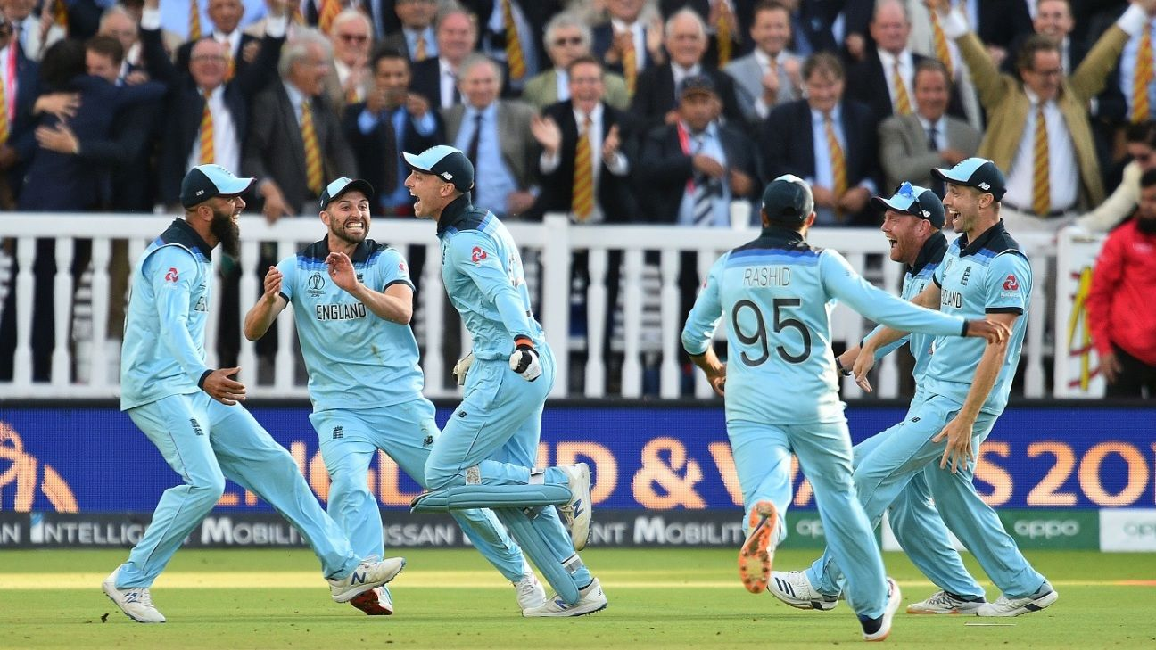 'I thought I'd seen everything in cricket'