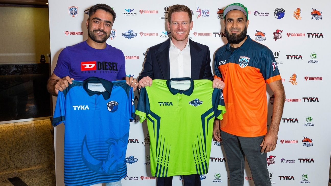 Inaugural Euro T20 Slam cancelled at two weeks' notice