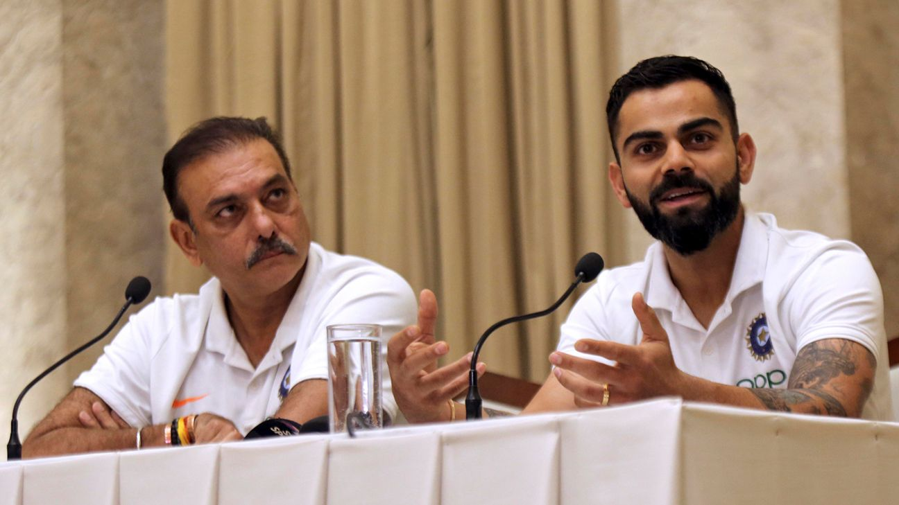 Shastri? Hesson? Moody? India set to announce their head coach today