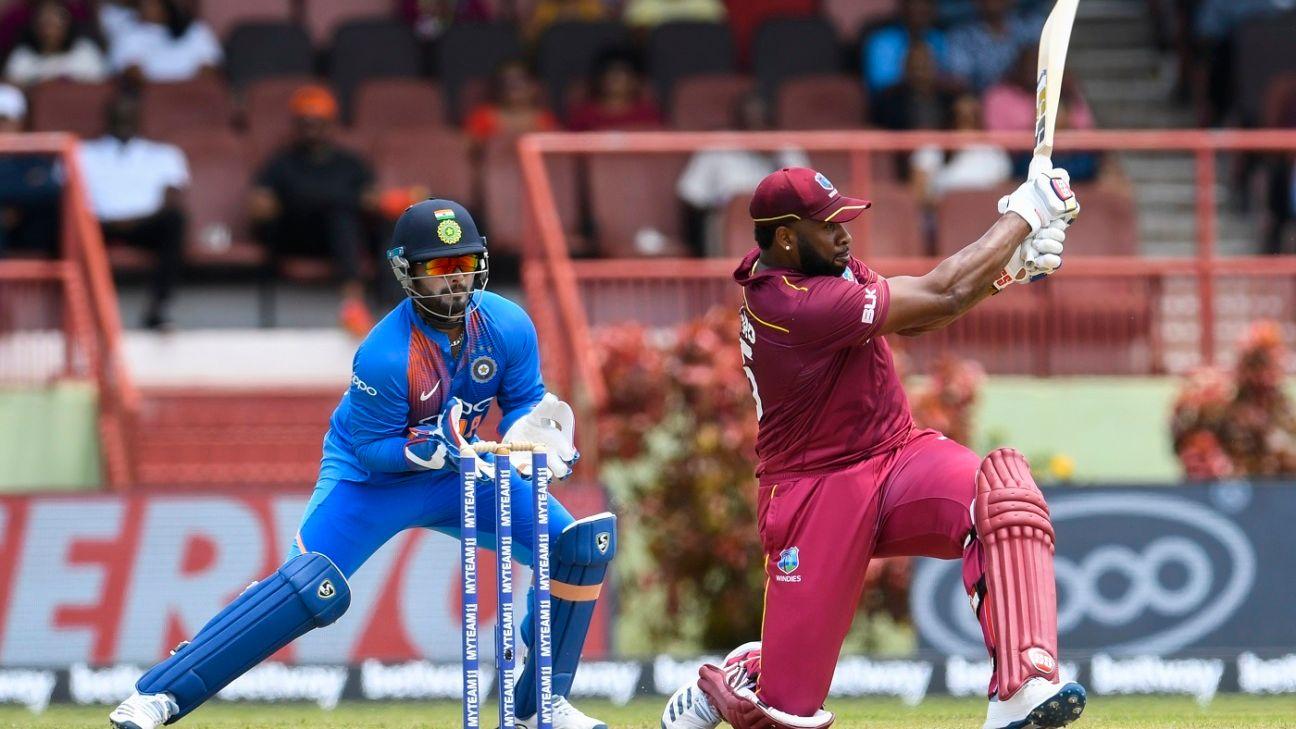 Kieron Pollard named West Indies ODI, T20I captain