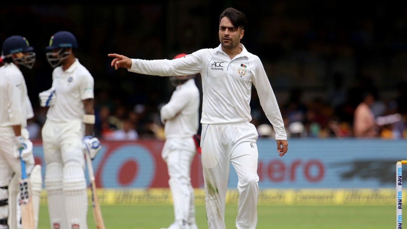 Rashid Khan to lead new-look Afghanistan in Bangladesh Test