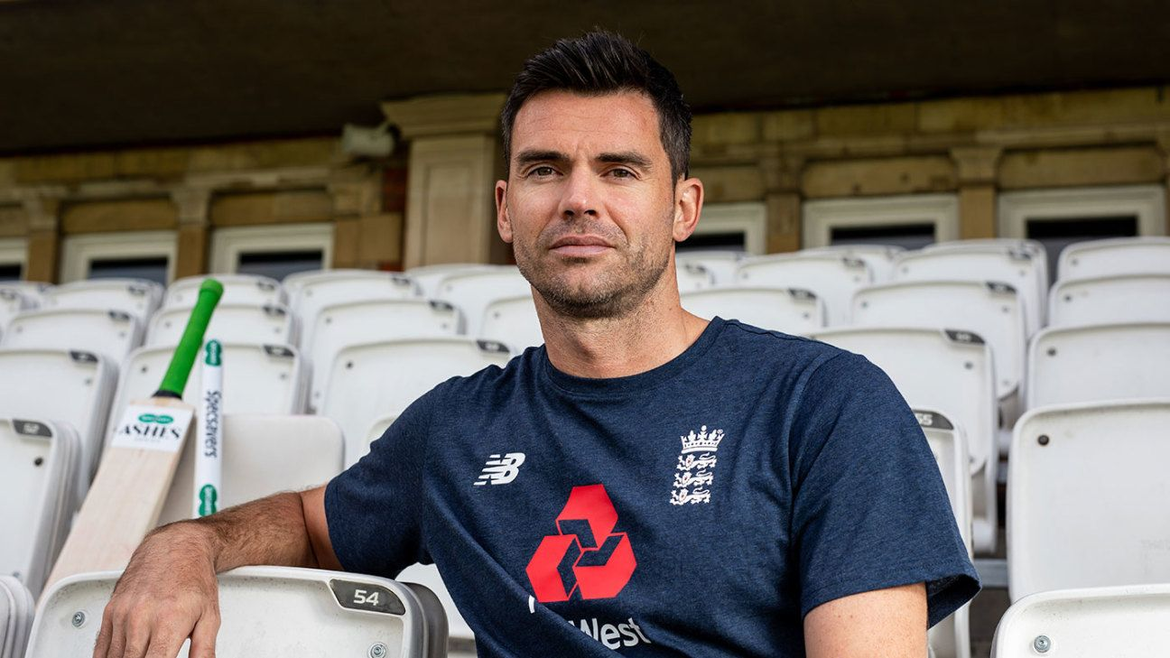 'English pitches should be more biased' - James Anderson