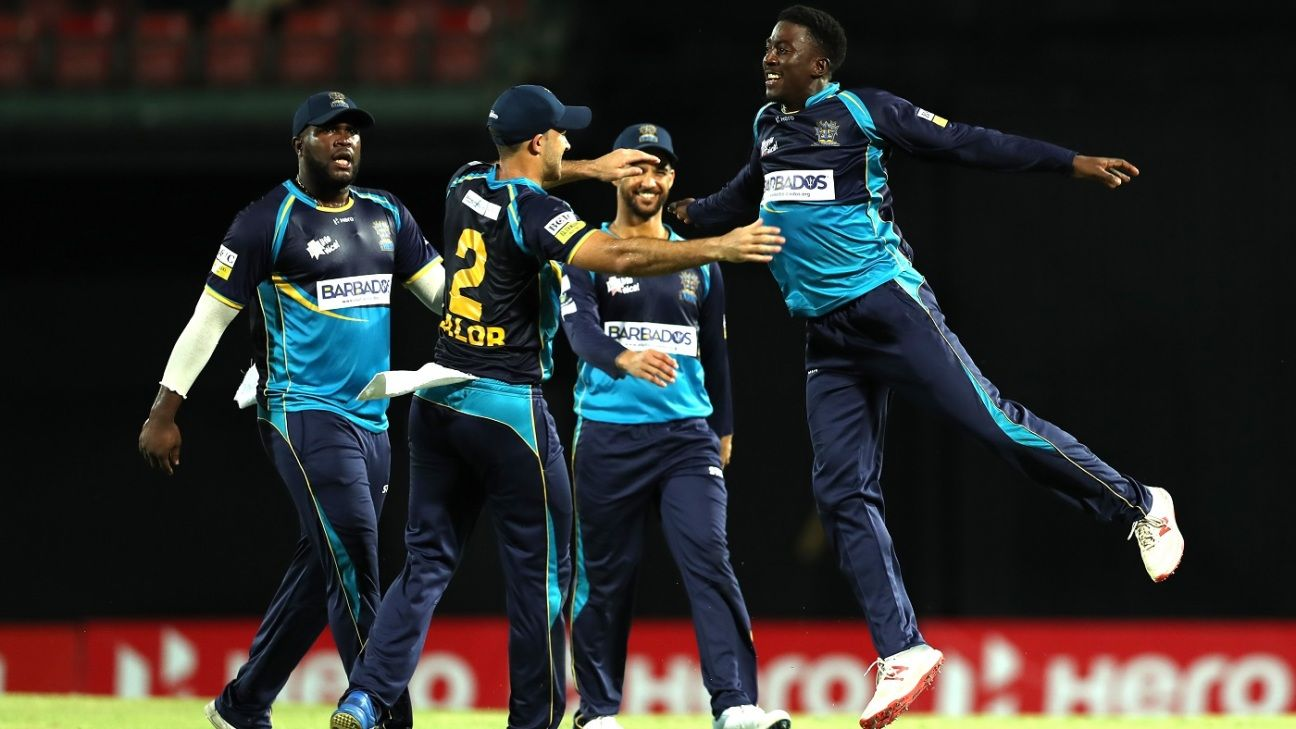 CPL 2019 week 4 round-up: Walsh Jr makes a splash, Pollard and Holder in send-off face-off