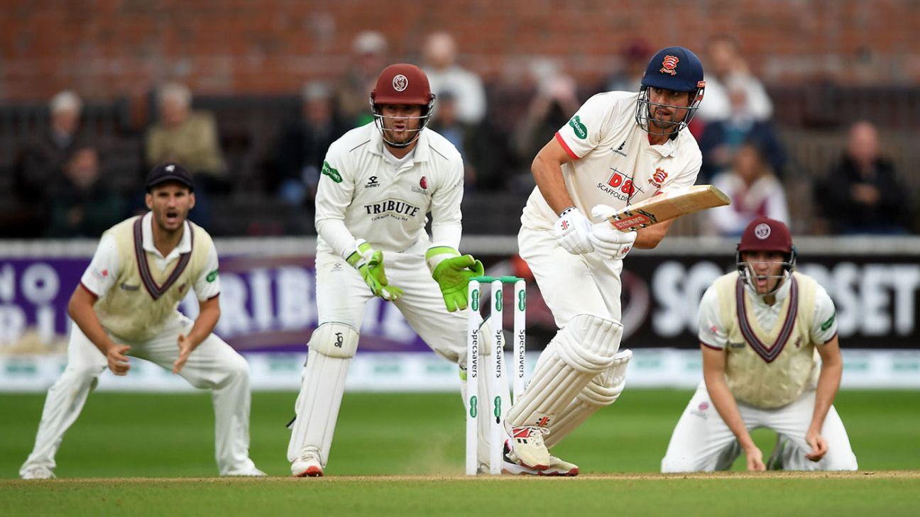 Somerset accept 2020 points deduction over 'poor' pitch