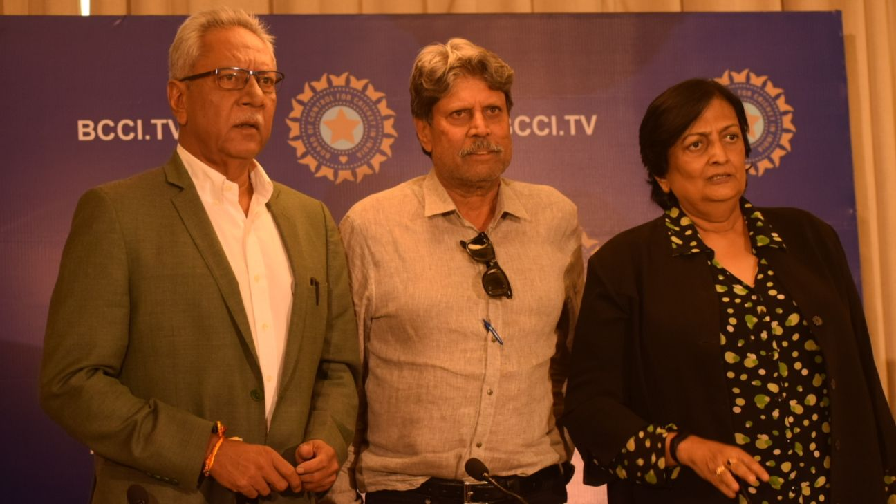 Anshuman Gaekwad to be part of BCCI's apex council