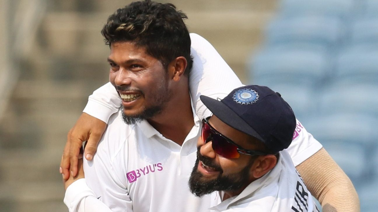 'I have to be ready when I get my chance' - Umesh Yadav