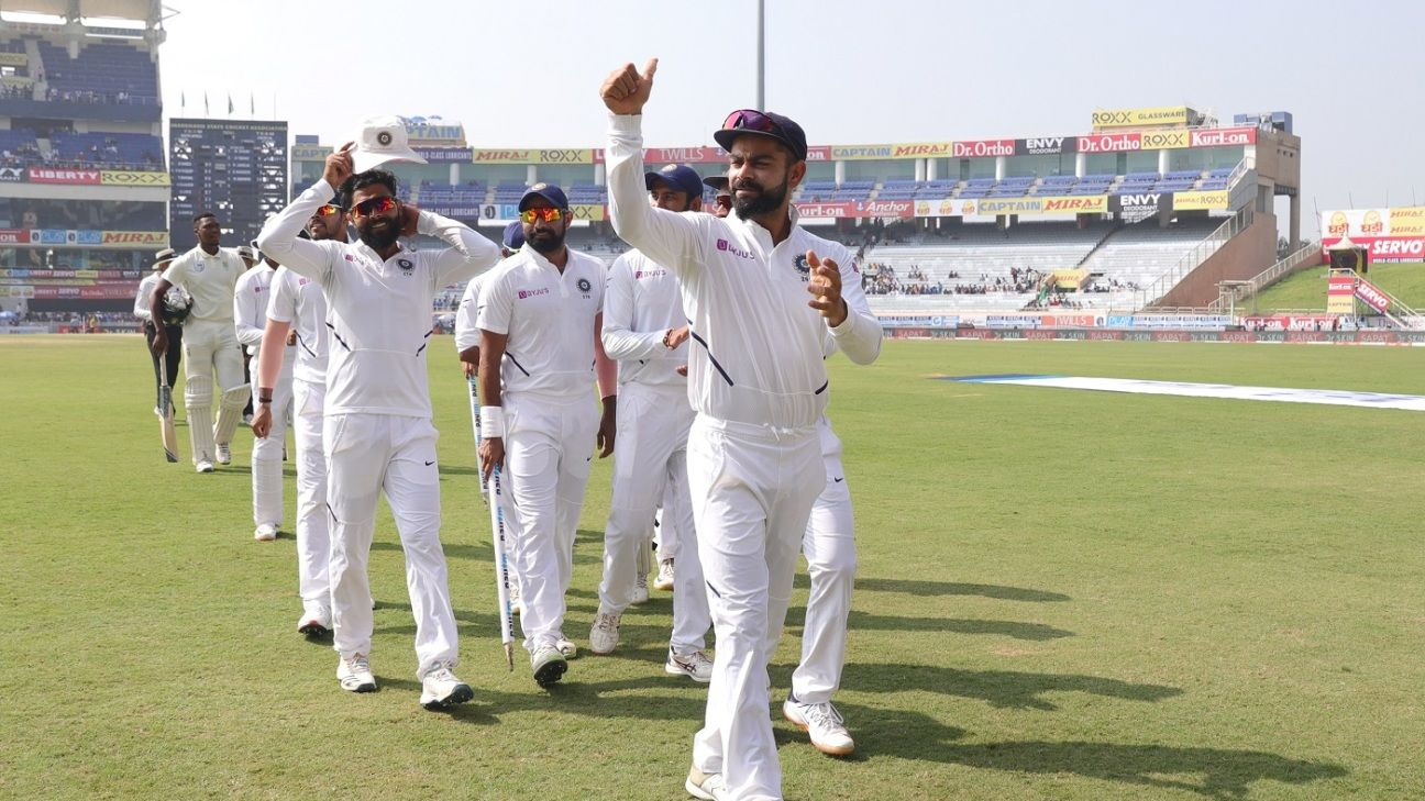 Commitment from BCCI, players has kept Test cricket on top in India - Kohli