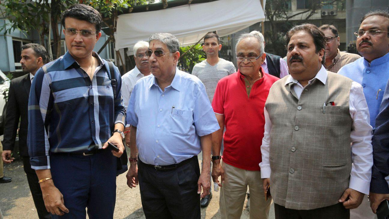 Meet Sourav Ganguly, cricket administrator
