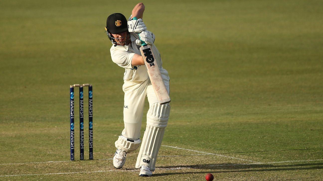 Cameron Green dampens hype around Australia prospects