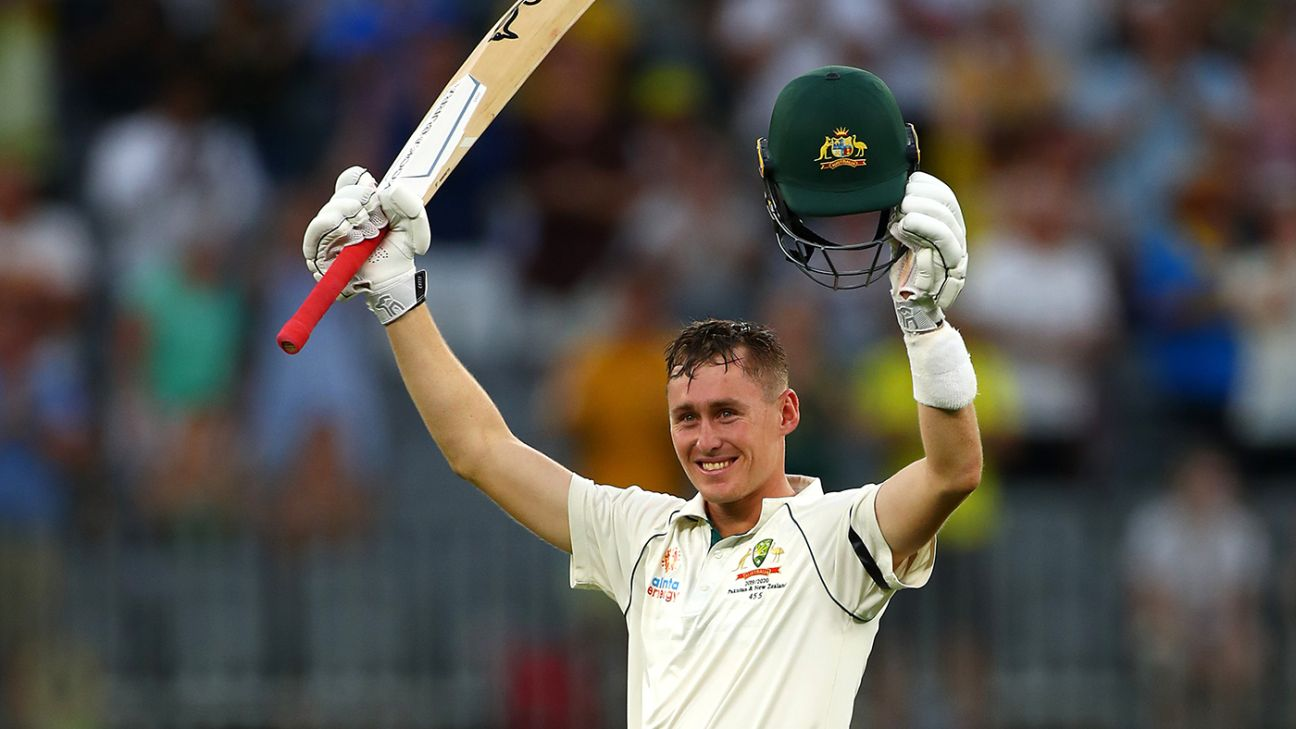 Labuschagne, Starc break into top five in Test rankings after Perth heroics