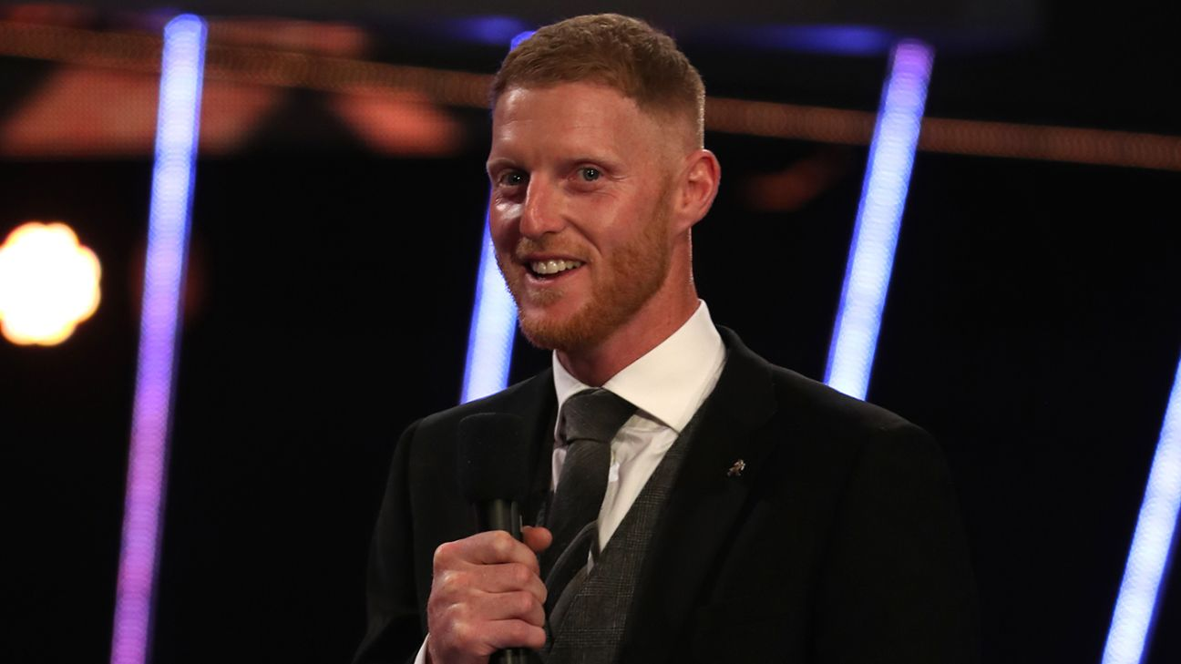 Ben Stokes crowned Sports Personality of the Year after 2019 heroics
