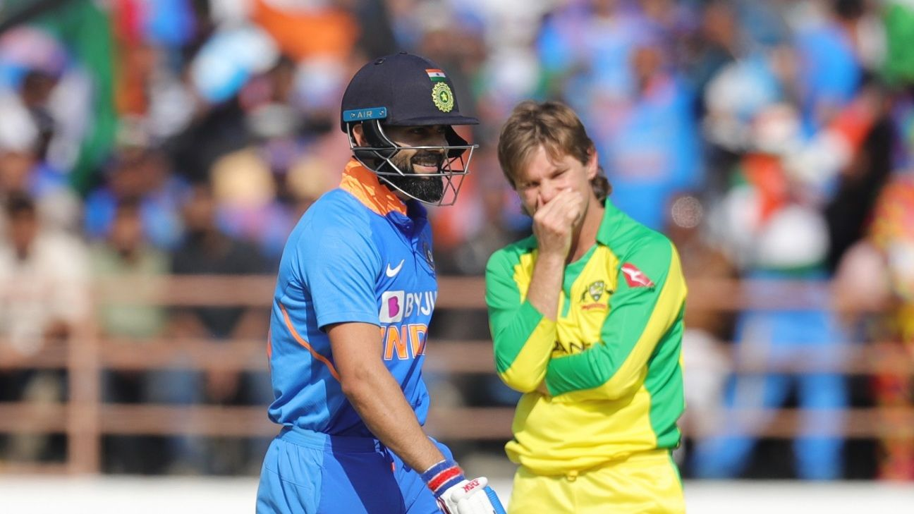 'If you're predictable, that's when they take you down' - Adam Zampa interview