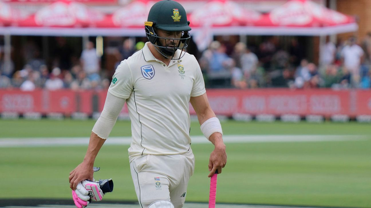 Cricket is a finite game and Faf du Plessis' finish is in sight
