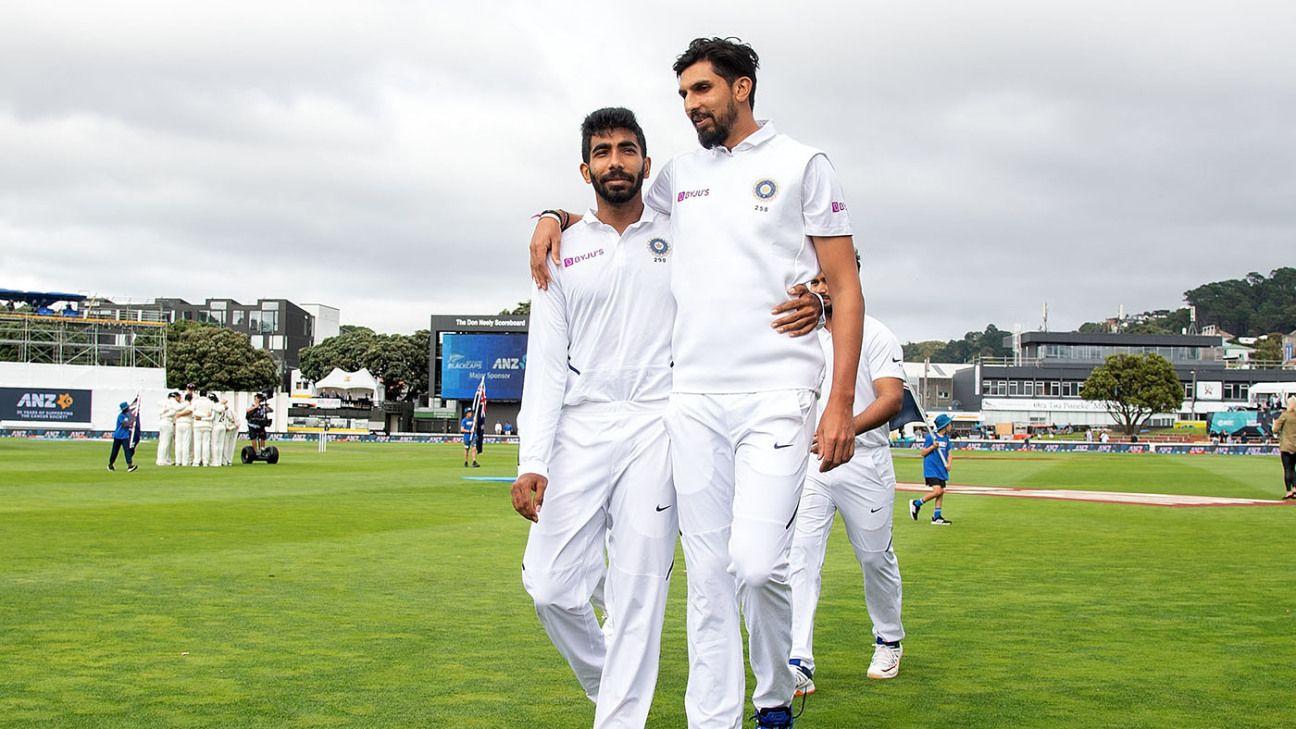 Jet-lagged Ishant Sharma stirs India up from slumber
