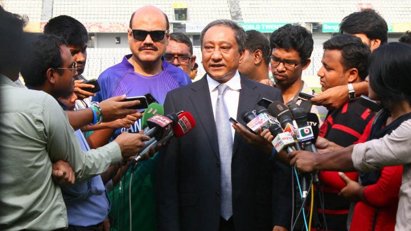BCB chief lashes out at players' strike, but says board is 'open for talks'