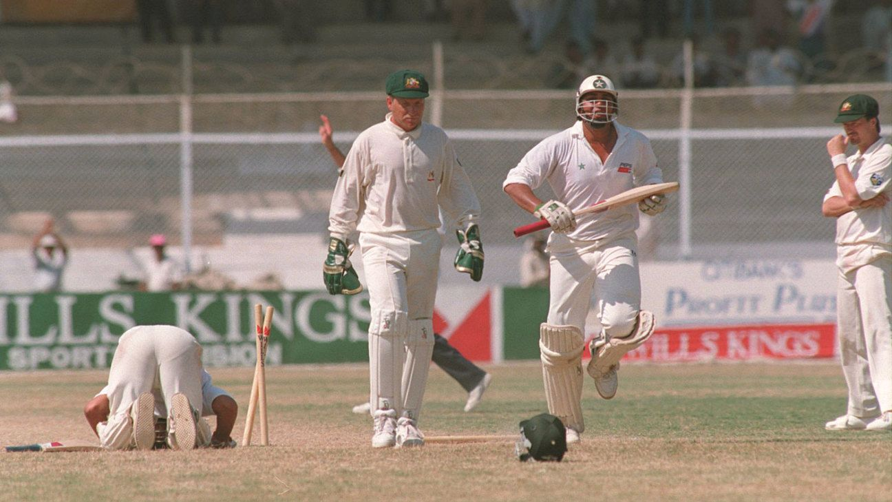 From Lara to Inzamam to Laxman – five great knocks in one-wicket wins