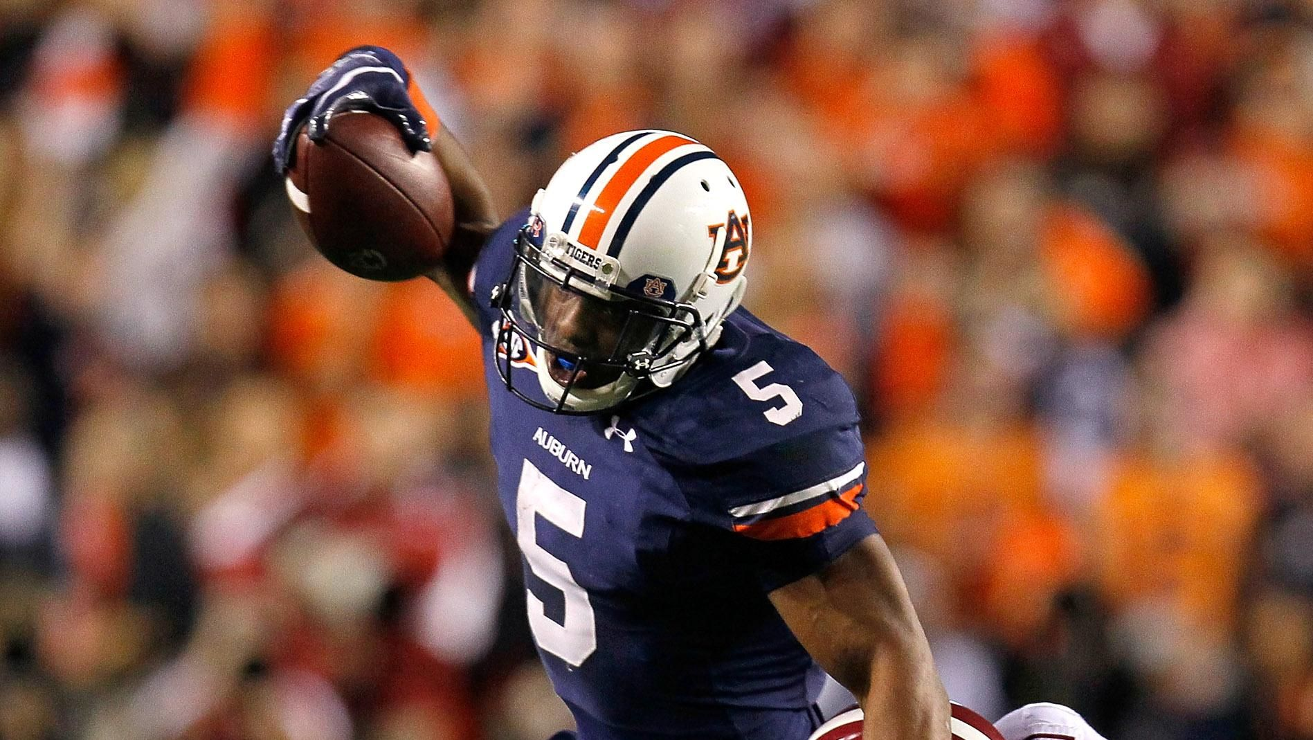 Twelve Auburn Tigers football players failed synthetic pot ...