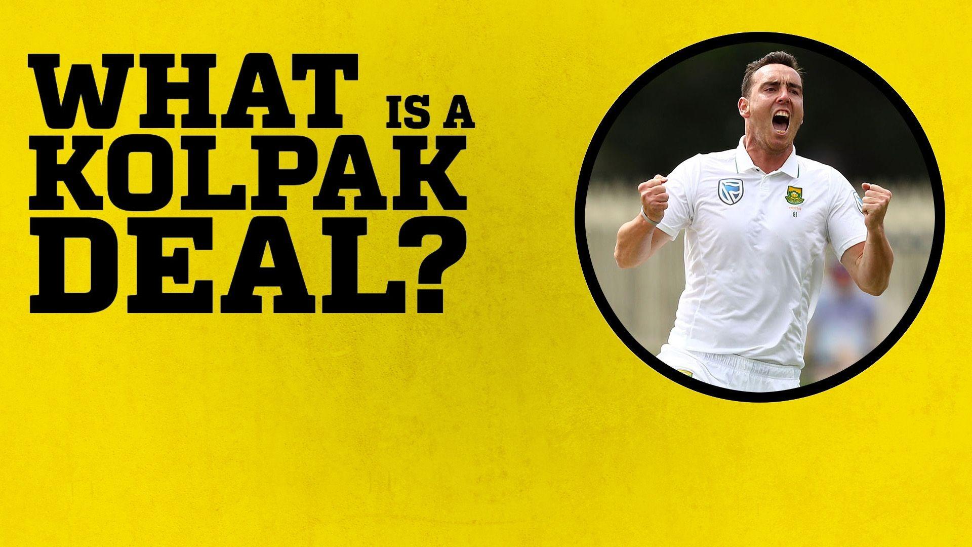 The Kolpak rule explained | ESPNcricinfo com