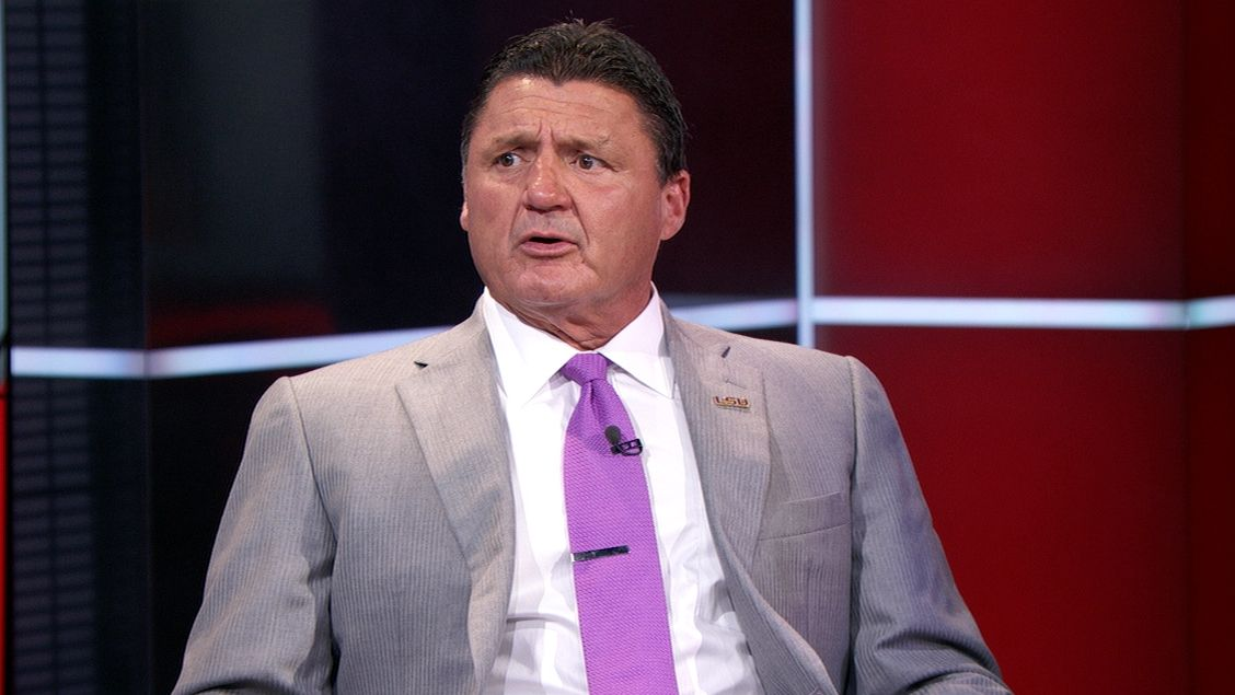 To defend LSU, it's Ed Orgeron vs. the world