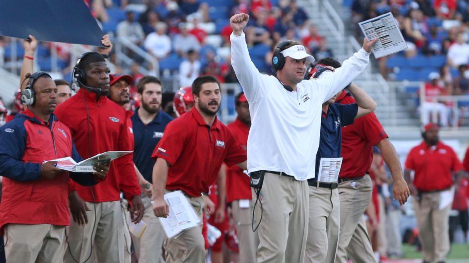 Ole Miss brings Lane Kiffin back to SEC as head coach