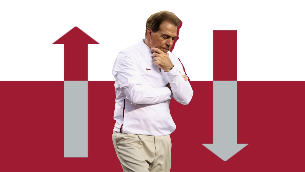 Alabama fills four vacant assistant coach positions