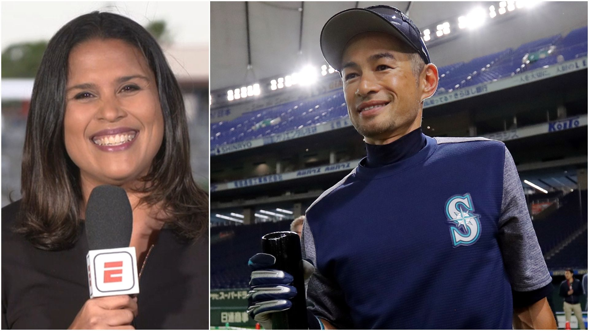 'Mr. Ichiro is like a god': Japanese players on Mariners icon, Japan series