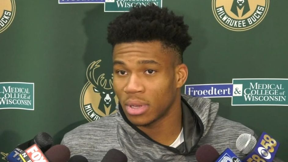 Giannis: Raptors not like C's; Game 1 a must-win