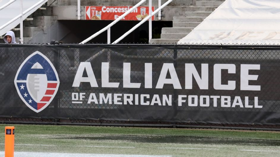 Inside the short, unhappy life of the Alliance of American Football
