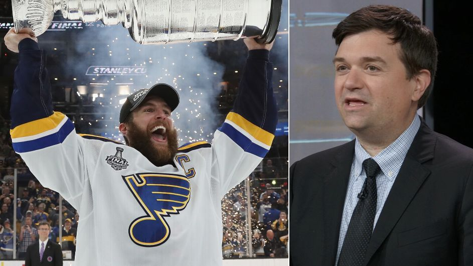 How the Blues hit reset, then beat the game