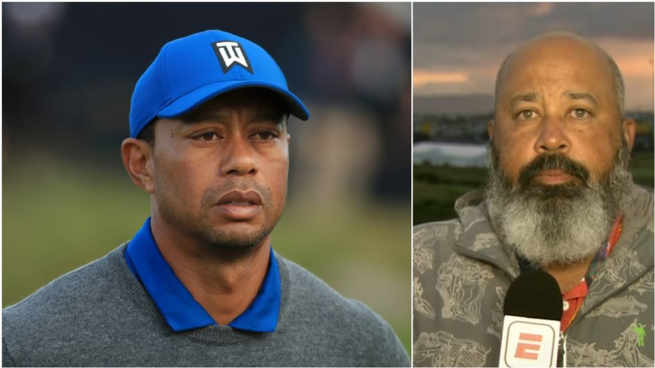 Even Tiger knows it: He's not young anymore
