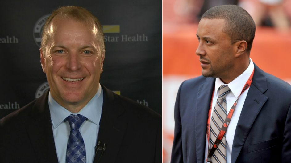 Sashi Brown, JT III join retooled Wiz front office