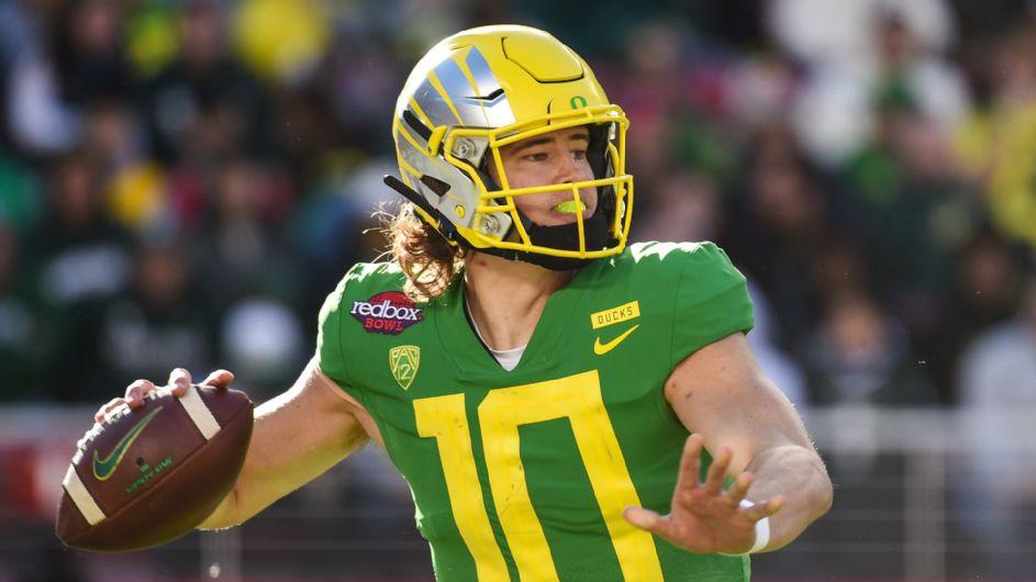Oregon's Kayvon Thibodeaux is ready to wreck the Pac-12