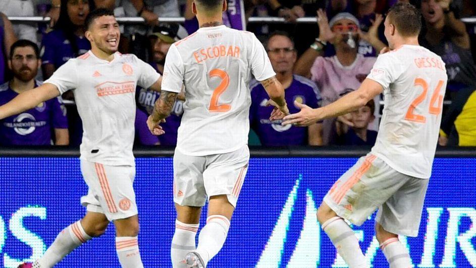 Atlanta beats Orlando to reach Open Cup final