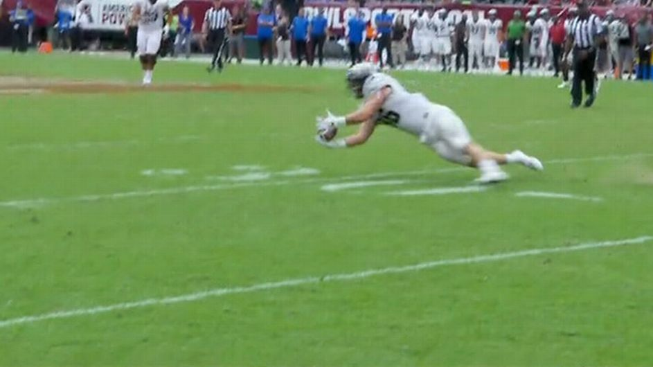 Memphis Tigers 'robbed' by key replay in loss to Temple, DB says