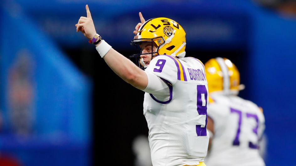 LSU Tigers-Clemson Tigers national championship game preview