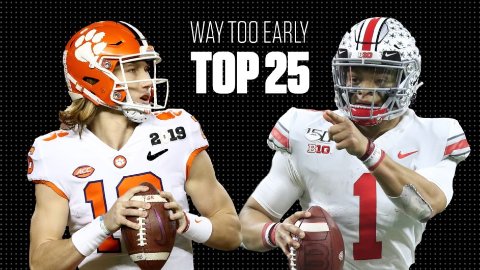 How each top 25 college football team wins next season's national title