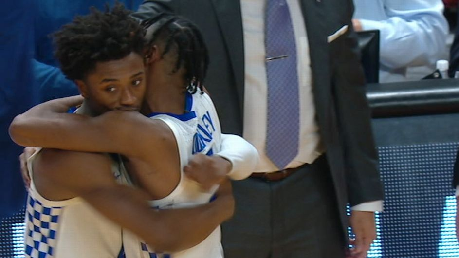 Kentucky's statement win highlights major Saturday in college hoops