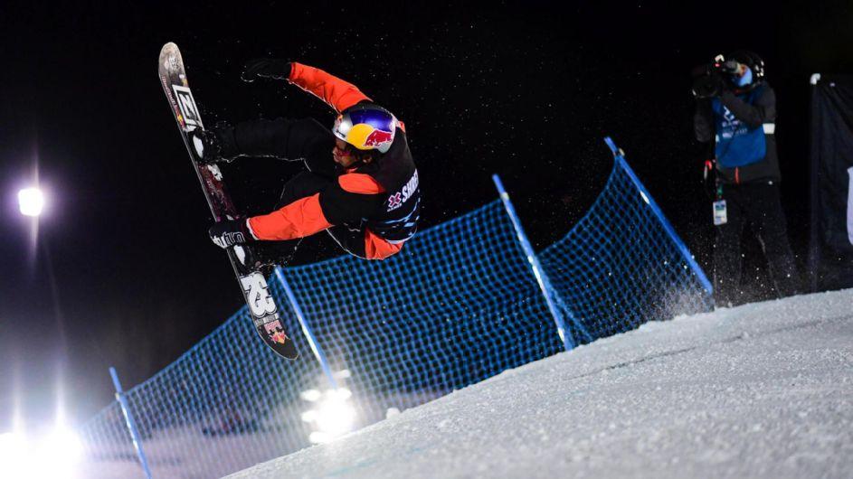 Zeb Powell wins Wendy's Snowboard Knuckle Huck - ESPN Video