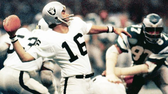 Jim Plunkett GOING DEEP
