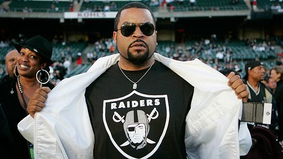 435306326bf0a Ice Cube  Raiders owe Oakland a Super Bowl before leaving for Vegas -  Oakland Raiders Blog- ESPN