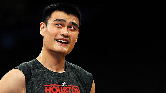 Nascar Racing Games >> What Yao Ming means to Houston, China and the Rockets - NBA