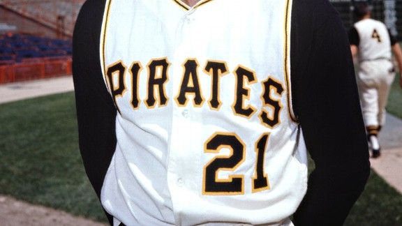 best sneakers 7ba7a c7083 Roberto Clemente and the magic of No. 21 - MLB