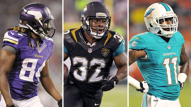 From the good (Vikings) to the bad (Jaguars) 6db7485eb