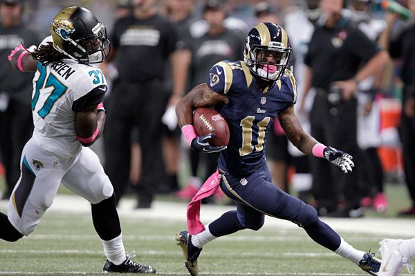 Tavon Austin Far From Satisfied With Rookie Season Los Angeles