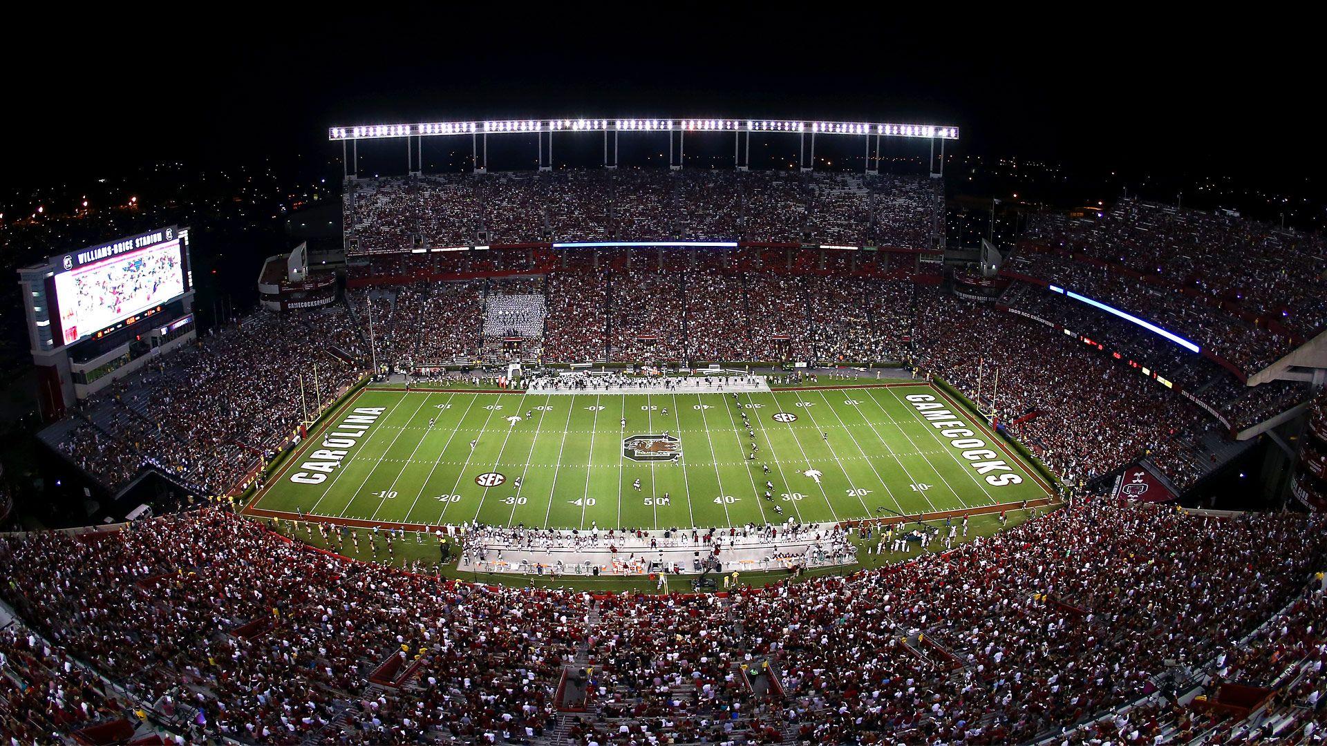 Ad Not Sure If South Carolina Gamecocks Stadium Can Host