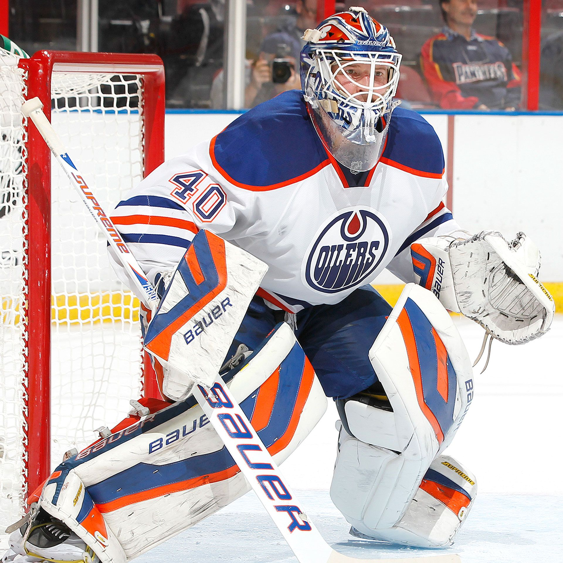Oilers' Goalie Competition Heating Up